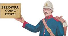 Berowra: Going Postal